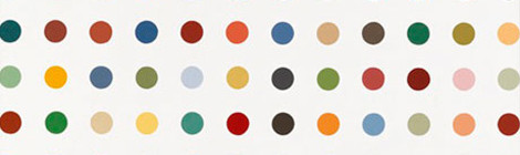 Hirst si, Hirst no: The Complete Spot Painting 1986 - 2012