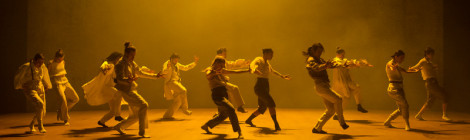 The dark side of the Sun - Hofesh Shechter Company