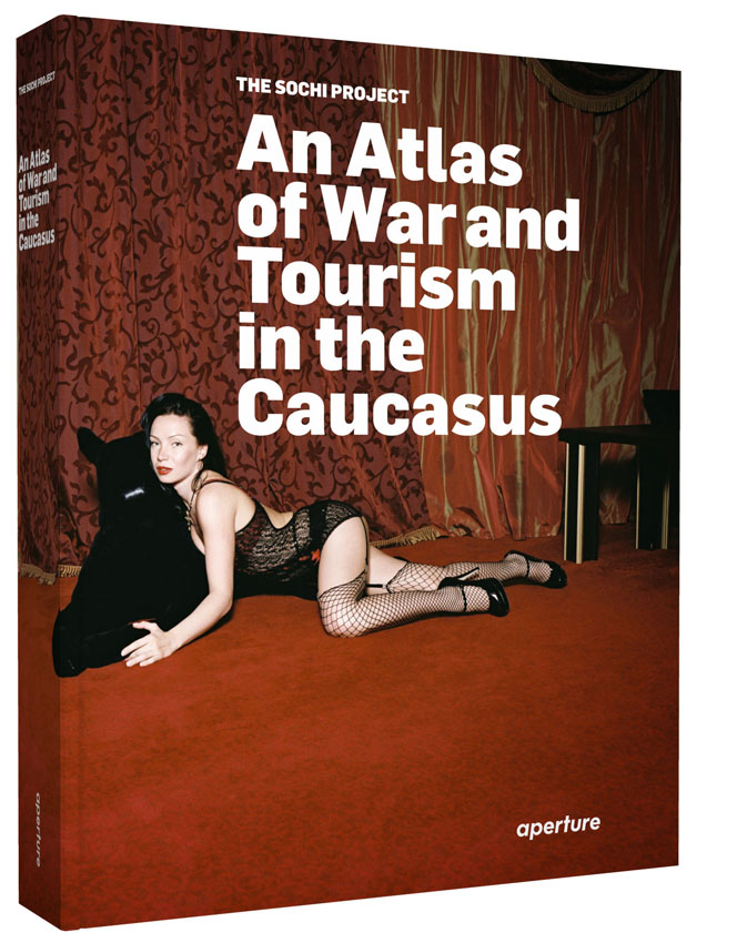 An Atlas of War and Tourism in the Caucasus (Aperture, 2013). ISBN 978-1-59711-244-4