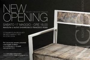 Night Created Design - New opening @ Night Created Design | Bologna | Emilia-Romagna | Italia