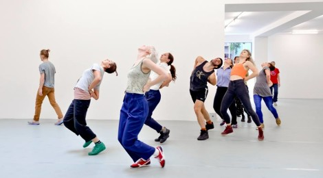"Temi di Performance Art | ""Dance is hard to see"". Yvonne Rainer"
